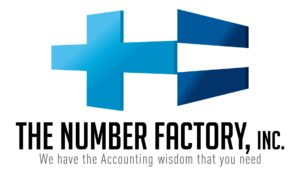 The Number Factory Logo